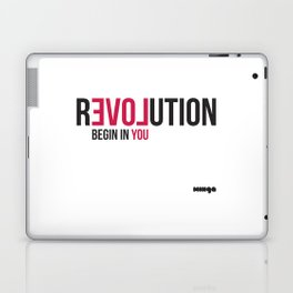Revolution Laptop & iPad Skin