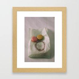 Laduree Paris Framed Art Print