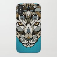 leopard iPhone & iPod Cases featuring Leopard by Andreas Preis