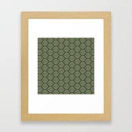 Olive Scales Framed Art Print