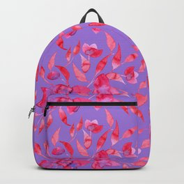 SANTA RITA - Watercolor Pattern Backpack