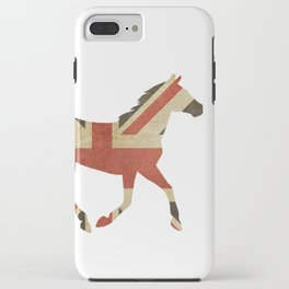 British Horse iPhone Case