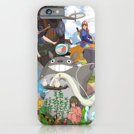 Kikis Delivery Service iPhone Case