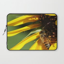 Desert Sunflower Cafeteria Laptop Sleeve