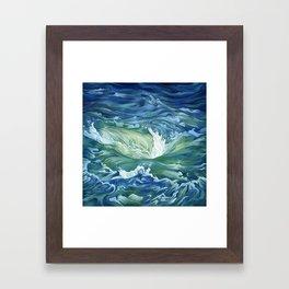 Water #1 Framed Art Print