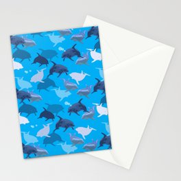 Aquaflage Stationery Cards