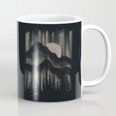 A Wolf in the Night... Mug