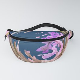 Floral crown Fanny Pack