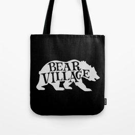 Bear Village - Polar Tote Bag