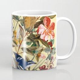 Floral and Birds XXIX Coffee Mug
