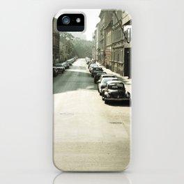 Vienna, Vienne iPhone Case