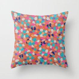 Joy of Spring Throw Pillow