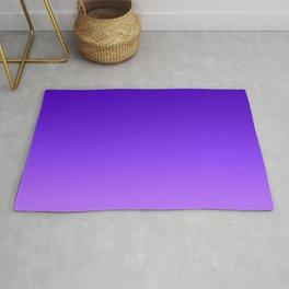 Blue Purple Ombre Rug