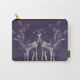 Psycadelic deers Carry-All Pouch