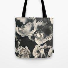 Black and White 3 Tote Bag