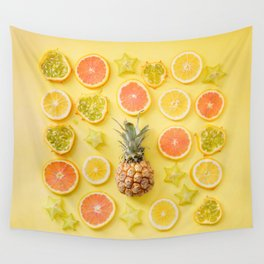 Just Fruity Wall Tapestry