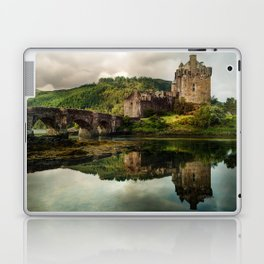 Landscape with an old castle Laptop & iPad Skin