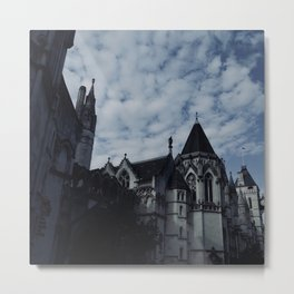 Royal Metal Print