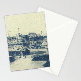 Mathewson Hotel, Coastguard House & Narragansett Towers Stationery Cards