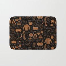 Autumn Nights: Halloween Bath Mat