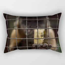 Let Me Out! Rectangular Pillow