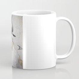 black cat Coffee Mug