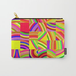 Retro Pixels Carry-All Pouch