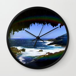 Admiral's Arch Wall Clock