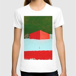 View from Lighthouse Window T-shirt