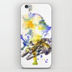 Star Wars Millenium Falcon  iPhone Skin