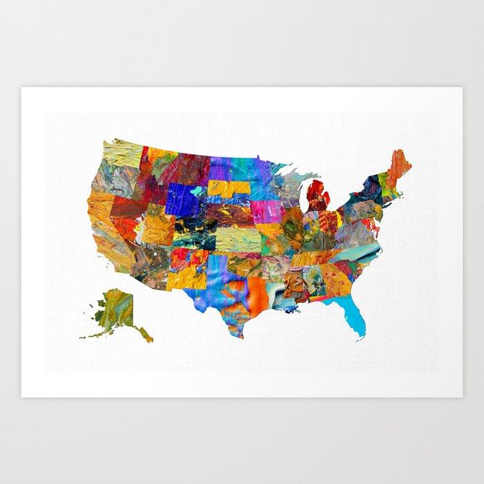 USA Map Art Print Usa Map Artwork Guns on usa map home, usa map clocks, usa map products, usa map canvas art, usa map poster, usa map area rugs, usa map carpet, usa map brand, usa map black and white, usa map names, usa map food, usa map mural, usa map decor, usa map icons, california artwork, usa map line art, usa map curtains, usa map design, usa map animals, usa map paint,