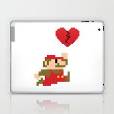 Heartbreaker Mario Laptop & iPad Skin