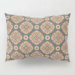 Pattern of woolen carpet Pillow Sham