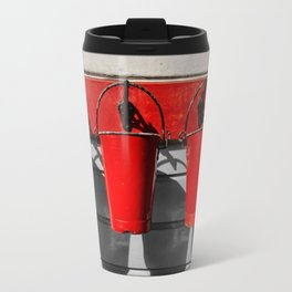Fire Buckets Travel Mug