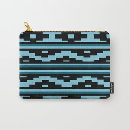 Etnico blue version Carry-All Pouch