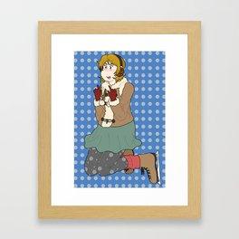 Hanayo Koizumi - Cool Framed Art Print