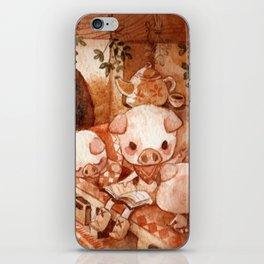 3 Little Pig iPhone Skin