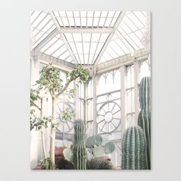 Greenhouse Canvas Print