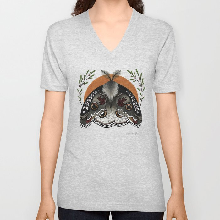 Canadiana Unisex V-Neck