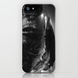 Spot light the falls  iPhone Case