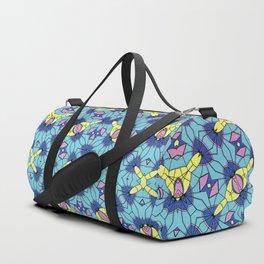 Geo-Brights Duffle Bag