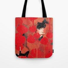 Ma rose à moi Tote Bag