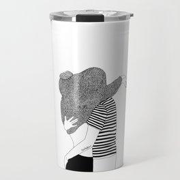 you and me Travel Mug