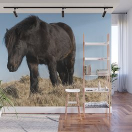 horse by Andre Mouton Wall Mural