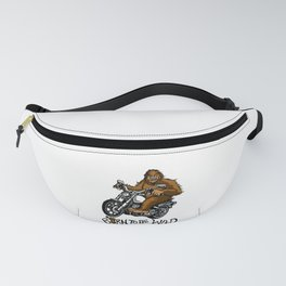 Born to be wild Fanny Pack