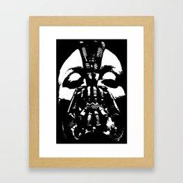 Bane Doe Framed Art Print