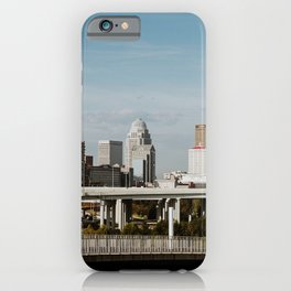 Downtown Louisville iPhone Case