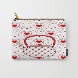 I Love Tea Carry-All Pouch