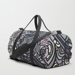 ROBOTS OF THE WORLD Duffle Bag
