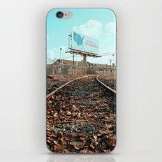 South Tacoma railway iPhone & iPod Skin